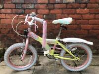 Girls Raleigh Miss Daisy bike