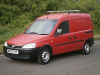 2007(57) VAUXHALL COMBO VAN CDTI, 65mpg!!!! CHEAP RELIABLE LITTLE WORKHORSE, READY TO GO, NO VAT!!!