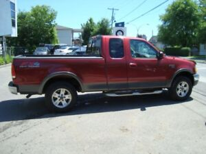 2002 Ford F-150 XLT SUPERCAB FX4 OFFROAD 4X4