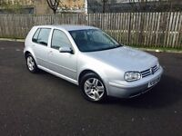 VOLKSWAGEN GOLF 2.0 GTI 2003 5 DOOR HATCH EXCELLENT HISTORY