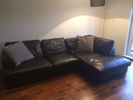 Leather Sectional Sofa from Next