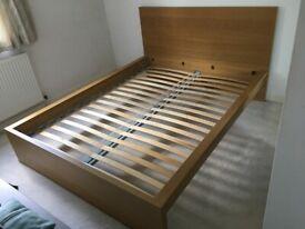 King Size Bed IKEA Malm (IKEA King size)