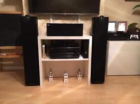 Mordaunt Short Mezzo 6 floorstanding speakers