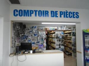 VENTE DES PIECES POUR ELECTROMENAGERS / HOME APPLIANCES PARTS SALE