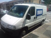 Man and Van Services.. Removals. Clearances.