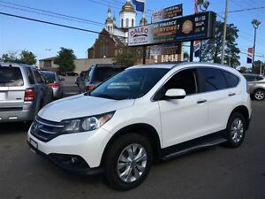 2012 Honda CR-V Touring AWD NAVIGATION LEATHER SUNROOF