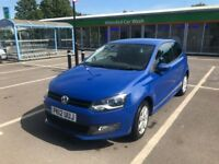 Volkswagen POLO Match, 3 Door, 2012 Reg, 1.2 Petrol Engine, A/C, 11 Month MOT