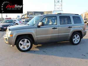 2008 Jeep Patriot Sport AccidentFree Heated Seats
