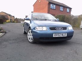 ** 2002 AUDI A3 1.9 TDI 6 speed FOR SALE **