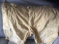 50 inch men's cargo shorts
