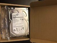 "Segate 4TB NAS HDD Hard Drive 3.5"" 4 TB Hard Disk 64MB Cache SATA 6.0Gb/s"