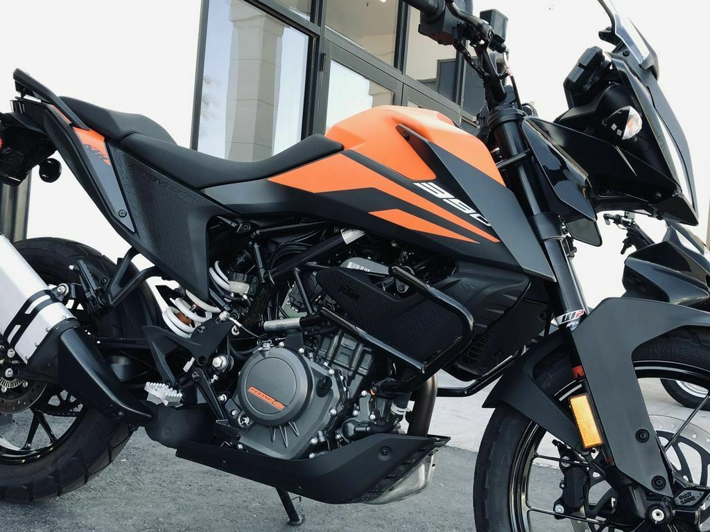 Picture of A 2020 KTM 390 Adventure