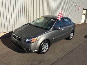 2011 Kia Rio EX-Convenience LOW KM EX-CONVENIENCE EDITION WIT...