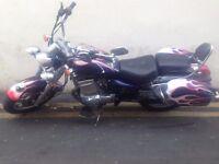 Jinlun JL-250 250cc Motorcycle