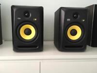 KRK R6 Passive Studio Monitors (Pair)