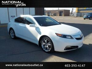 2014 Acura TL 3.7L V6 AWD NAV SUNROOF HEATED COOLED SEATS