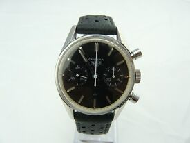 Vintage Heuer Watch wanted ( Not Tag heuer ) up to £2,000 Paid
