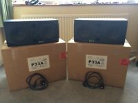 Adam P33A Studio Monitors