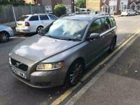 VOLVO V50 SE LUX D 2007 DRIVES THE BEST 6 SPEED