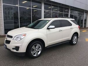 2015 Chevrolet Equinox LT Chrome Wheels Heated Seats Remote Star