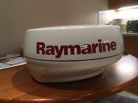 "Raymarine 2kw 18"" Analogue Radar"
