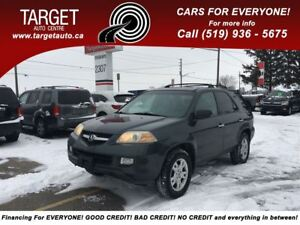 2005 Acura MDX Loaded, Leather, Roof, Drives Great and More !!!