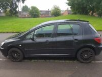 Peugeot 307 hdi for sale SPARE OR REPAIRS £300 ovno
