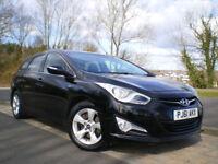 Hyundai I40 1.7 CRDi Active 5dr Easate * 12 MONTHS MOT * 3 Months WARRANTY