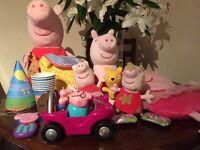 Peppa Pig goodies