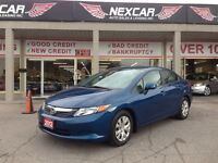 2012 Honda Civic LX AUT0MATIC A/C CRUISE CONTROL ONLY 54K