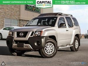 2014 Nissan Xterra *PST Paid *4x4 *Bluetooth *Sat Radio
