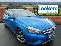 Mercedes-Benz A Class A180 CDI BLUEEFFICIENCY SPORT (blue) 2014-03-02