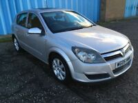 2005 Vauxhall ASTRA 1.8 Automatic , mot - June 2018 ,only 50,000 miles ,service history,focus,civic