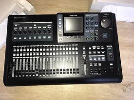 TASCAM DP-32SD Digital Multitrack Recorder