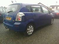 04 Toyota Verso 1.8 7 Seater 5 door clean car ( can be viewed inside anytime)
