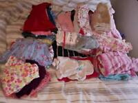Huge bunch 9-12 baby girl clothes