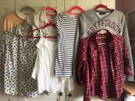 7 TOPS SIZE 12