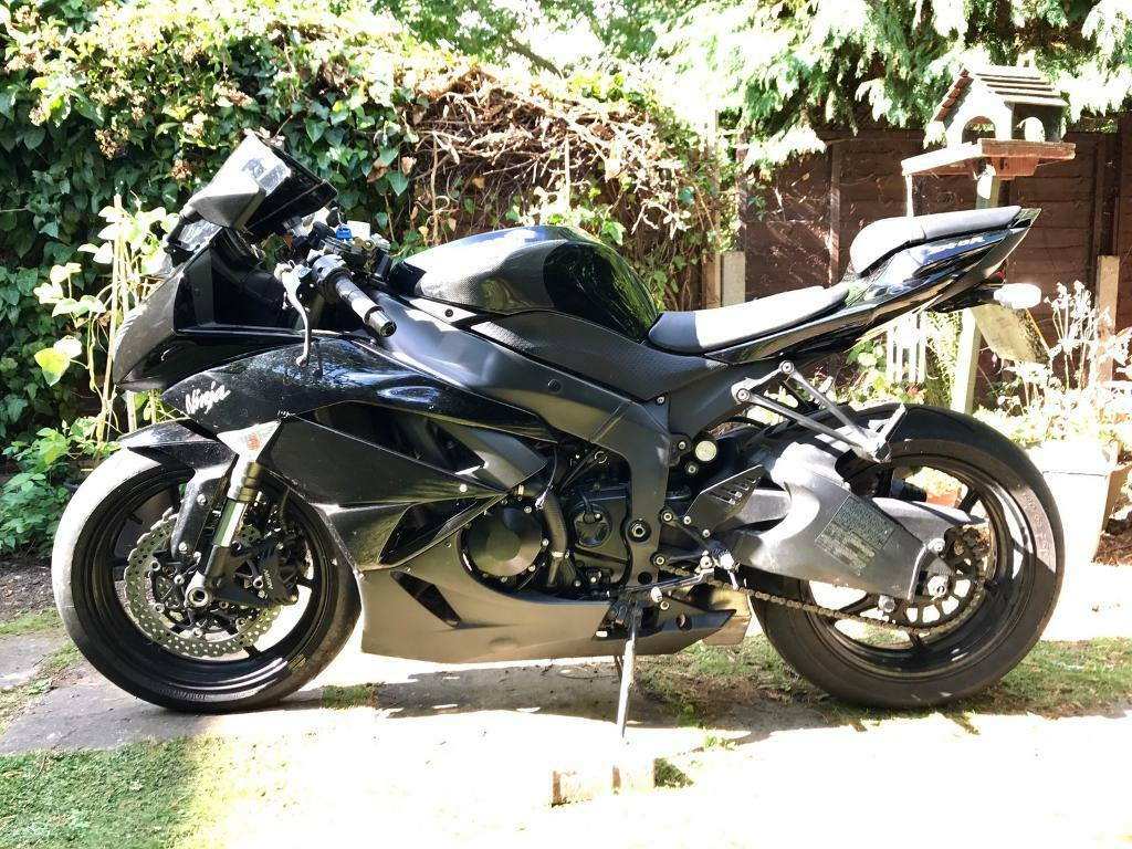 ZX6R 2010 Kawasaki Ninja 600 | in Enfield, London | Gumtree