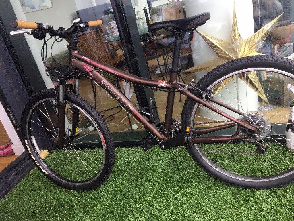 """Specialized Myka Sport 15"""" Womens Mountain Bike"""