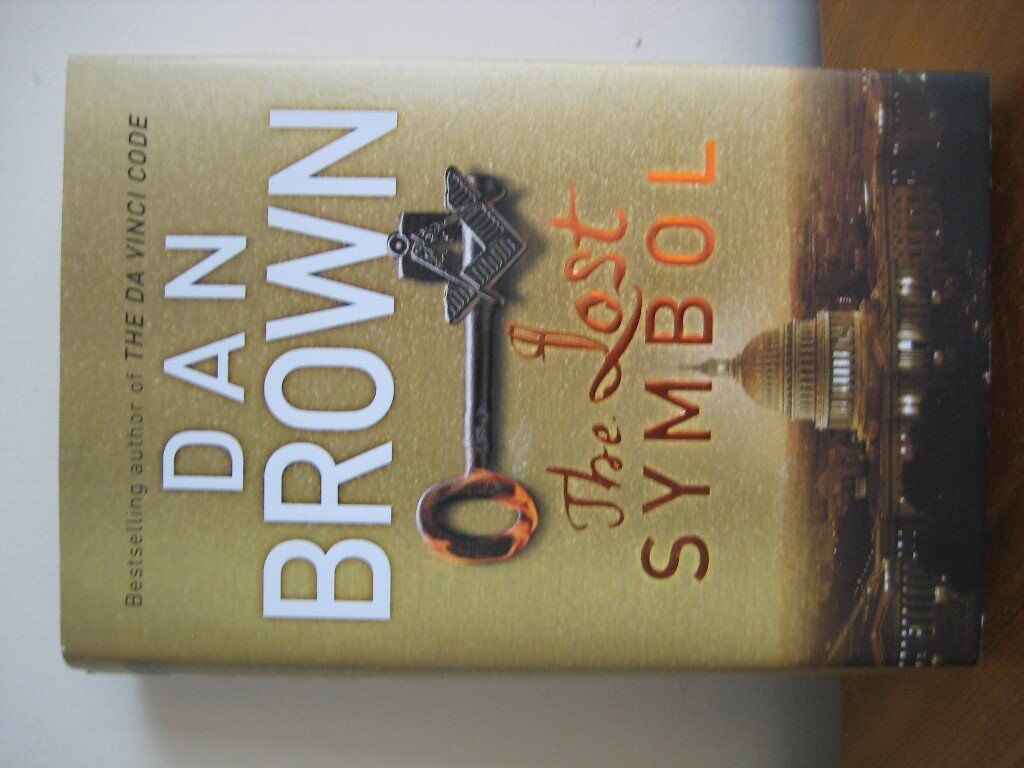 Dan brown film the lost symbol gallery symbol and sign ideas dan brown the lost symbol hardback as new in kirkby in dan brown the lost symbol buycottarizona