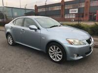 ***LEXUS IS 220 D FULL HEATED LEATHERS+SERVICE HISTORY+ALLOYS+DRIVES LOVELY***£2250!