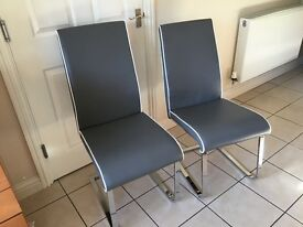 Contemporary dining/kitchen chairs