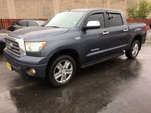 2008 Toyota Tundra Limited, Crew Cab, Automatic, 4*4,