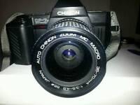 35 mm film camera