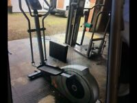 Cross trainer bremshey orbit control exercise,good condition and fully working, check out my other