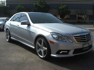 2010 Mercedes-Benz E-Class E350 4MATIC * Sunroof / Leather* London Ontario image 5