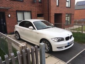 BMW 1 series coupe sport