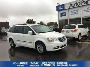 2016 Chrysler Town & Country Touring| Backup Camera| Leather| Al