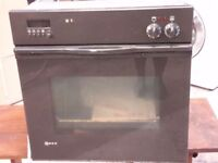 Neff integrated oven