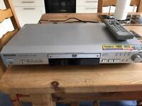 Panasonic DVD and CD player